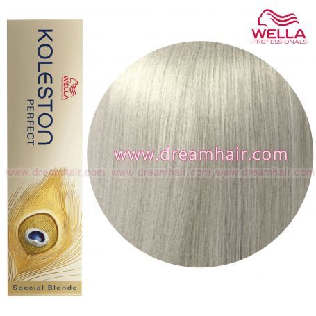 Wella Koleston Perfect Permanent Professional Hair Color 60ml 12/81