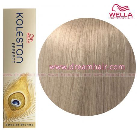Wella Koleston Perfect Permanent Professional Hair Color 60ml 12/89