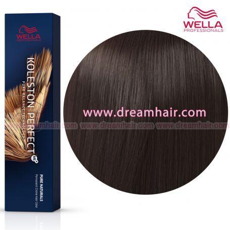 Wella Koleston Perfect Permanent Professional Hair Color 60ml 44/0