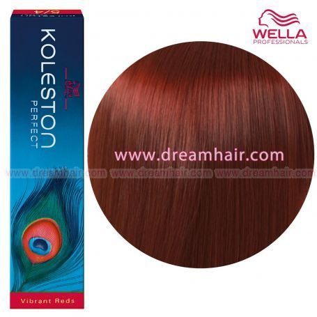 Wella Koleston Perfect Permanent Professional Hair Color 60ml 5/43