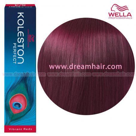 Wella Koleston Perfect Permanent Professional Hair Color 60ml 55/46
