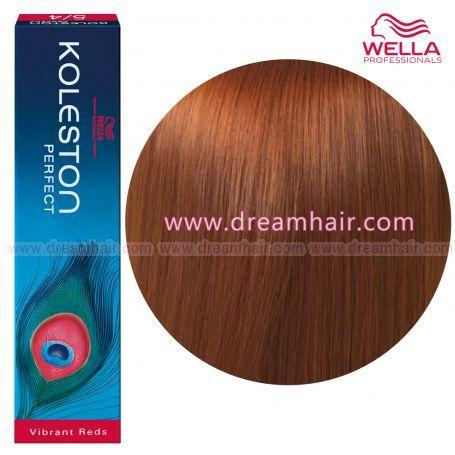 Wella Koleston Perfect Permanent Professional Hair Color 60ml 6/34