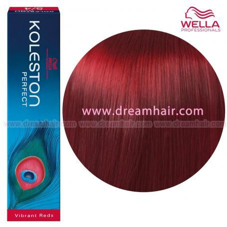 Wella Koleston Perfect Permanent Professional Hair Color 60ml 6/45