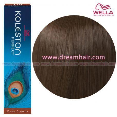 Wella Koleston Perfect Permanent Professional Hair Color 60ml 6/71