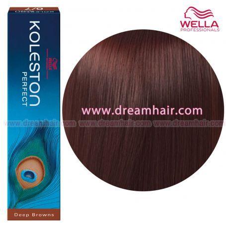 Wella Koleston Perfect Permanent Professional Hair Color 60ml 6/77