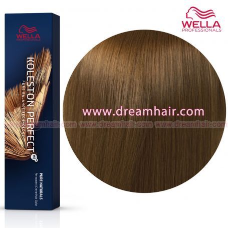 Wella Koleston Perfect Permanent Professional Hair Color 60ml 7/07