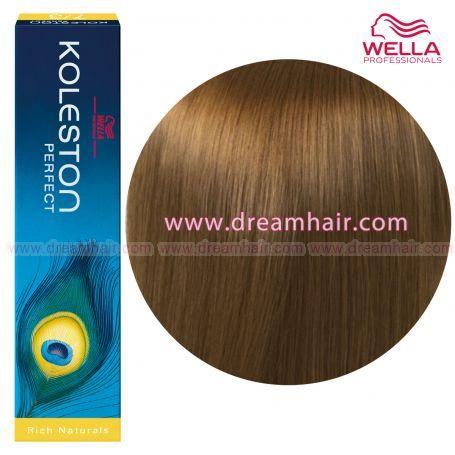 Wella Koleston Perfect Permanent Professional Hair Color 60ml 7/38