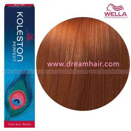 Wella Koleston Perfect Permanent Professional Hair Color 60ml 7/47
