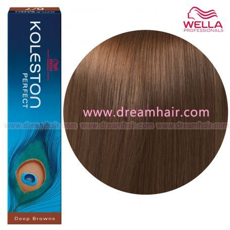 Wella Koleston Perfect Permanent Professional Hair Color 60ml 7/7