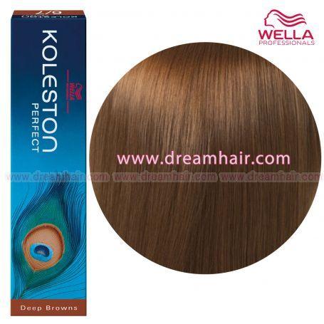 Wella Koleston Perfect Permanent Professional Hair Color 60ml 7/73