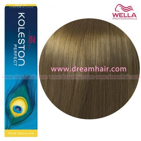 Wella Koleston Perfect Permanent Professional Hair Color 60ml 8/2
