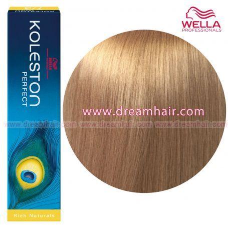 Wella Koleston Perfect Permanent Professional Hair Color 60ml 8/38
