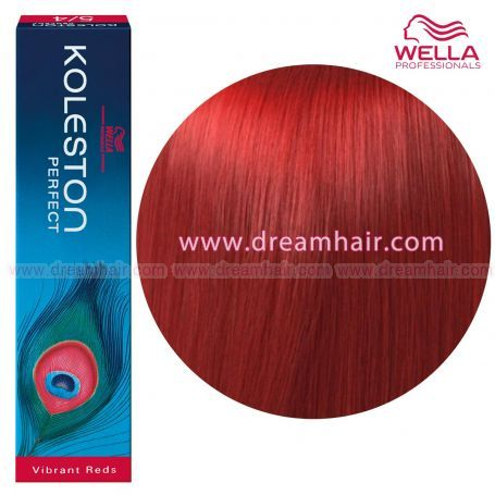 Wella Koleston Perfect Permanent Professional Hair Color 60ml 8/45