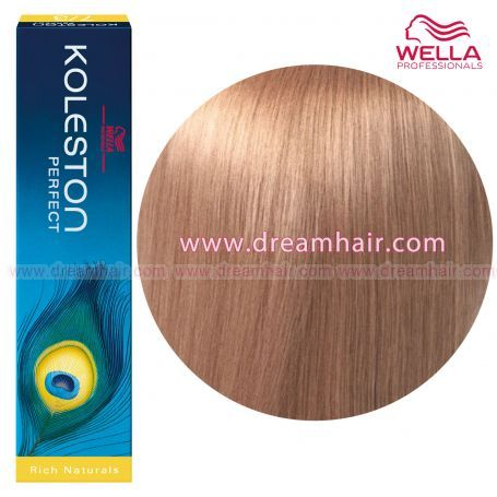Wella Koleston Perfect Permanent Professional Hair Color 60ml 8/96
