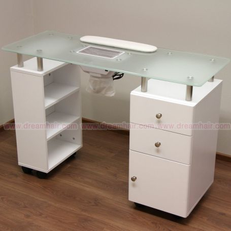 Manicure / Nail Art Table With Vacuum Cleaner