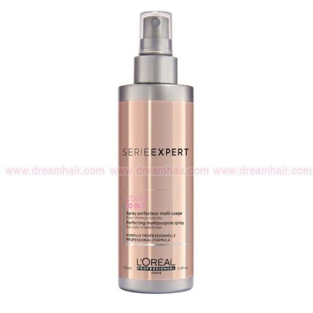 Loreal Serie Expert Color 10 In 1 Leave-In Spray 190ml