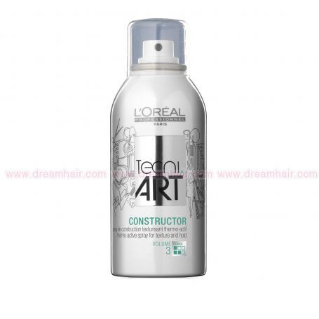 Loreal Tecni.Art - Contructor Thermo-Active Hold Mousse 150 ml