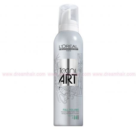 Loreal Tecni.Art - Full Volume Volume Extra Mousse 250 ml