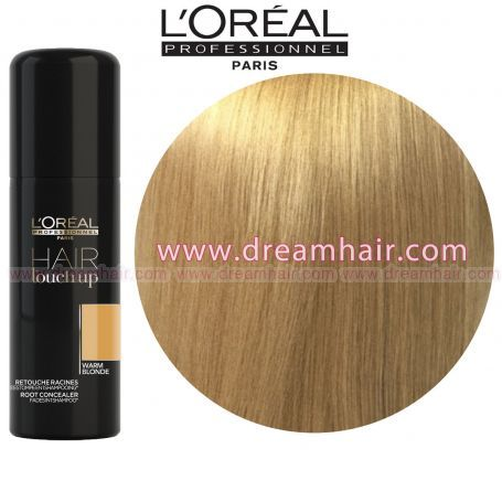 Loreal Hair Touch up - Color Spray Warm Blond 75 ml