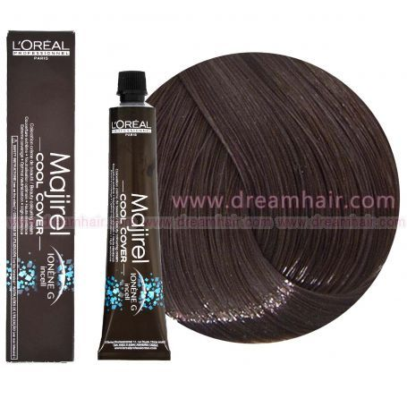 Loreal Majirel Cool Cover 5.18