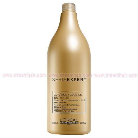 Loreal Serie Expert Nutrifier Shampoo Dry Hair 1500ml