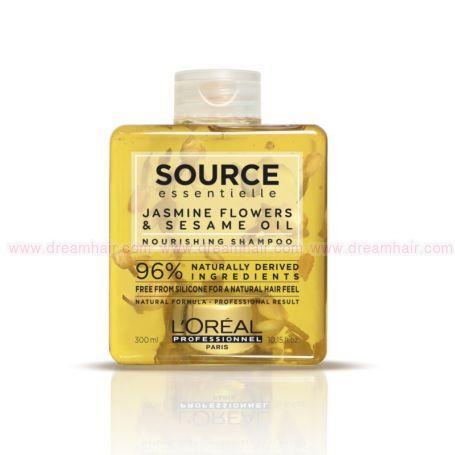 Loreal Source Essential Nourishing Shampoo 300ml