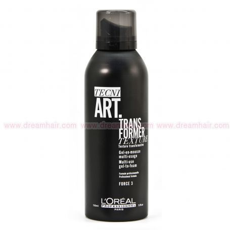 Loreal Tecni.Art - Transformer Gel Mousse 150 ml