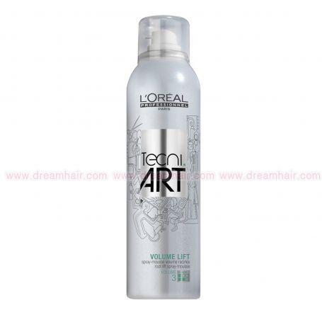 Loreal Tecni.Art - Volume Lift Root Lift Mousse 250 ml