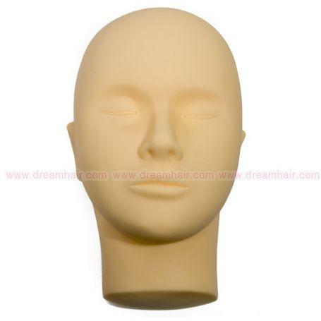 Practise Head for Eyelash