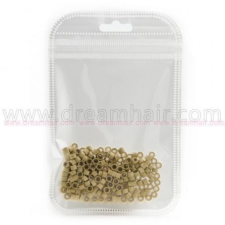 Silicon Micro Ring Blond 4/2 200kpl