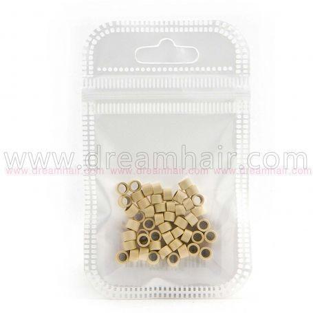 Micro Ring Blond 4/2 50kpl