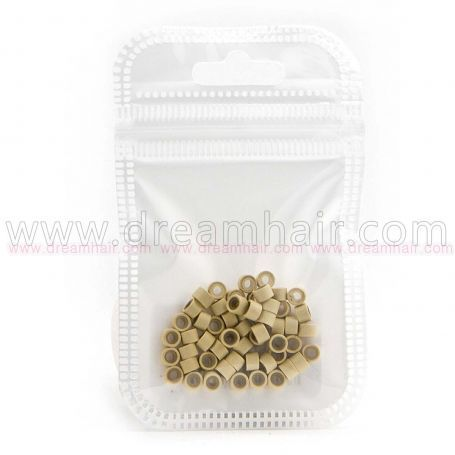 Silicon Micro Ring Blond 4/2 50kpl