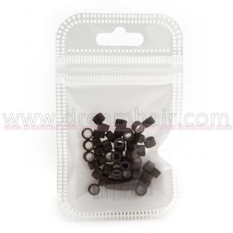 Silicon Micro Ring Brown 5/3 50kpl