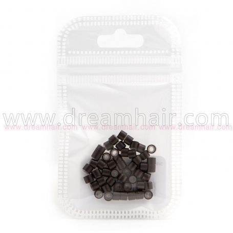 Silicon Micro Ring Brown 4/2 50kpl