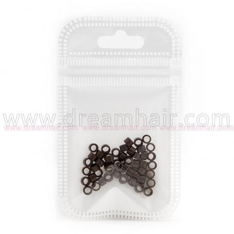 Micro Ring Brown 4/2 50kpl