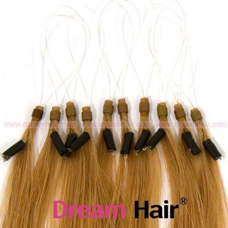 Micro Loop European Hair Extension 40cm 18#