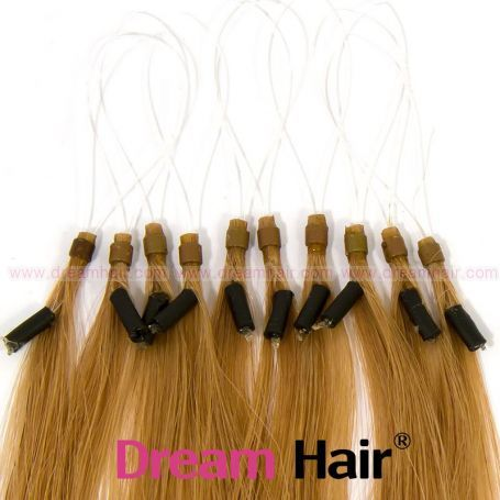 Micro Loop European Hair Extension 50cm 18#