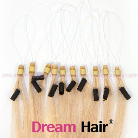 Micro Loop European Hair Extension 40cm 60#