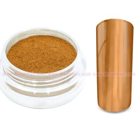 Mirror Chrome Powder Golden Season