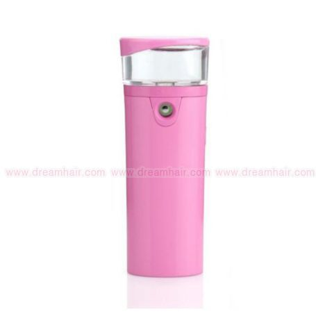 Eyelash Glue Dryer Nano Mister 20ml Pink