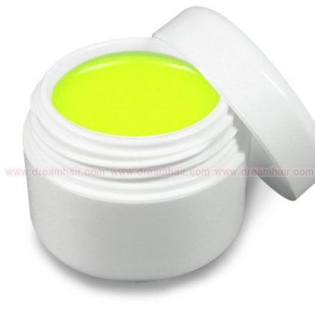 Neon Color Gel Yellow