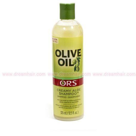 Olive Oil Creamy Aloe Shampoo 370ml