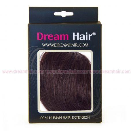 Clip-In Hair Fringe 1B#