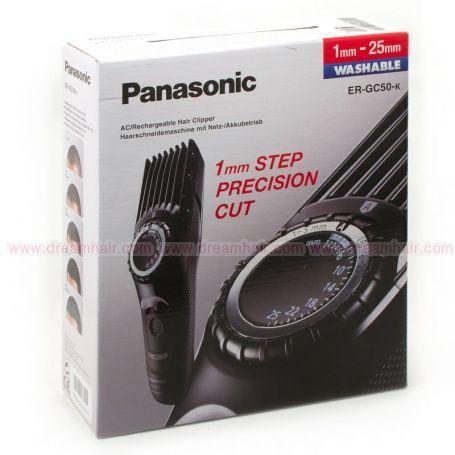 Panasonic Trimmer ER-GC50-K503