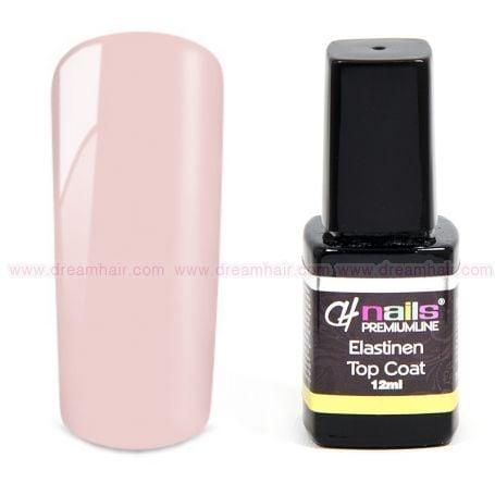 CH Nails Premiumline Elastinen UV Päällyslakka Nude