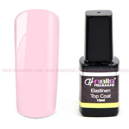 CH Nails Premiumline Elastinen UV Päällyslakka Pink