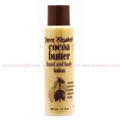 Malaika Cocoa Butter Lotion 400ml
