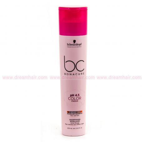 Schwarzkopf Bonacure Red Shampoo 250ml