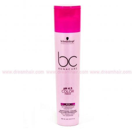 Schwarzkopf BC Color Freeze Micellar Shampoo 250ml