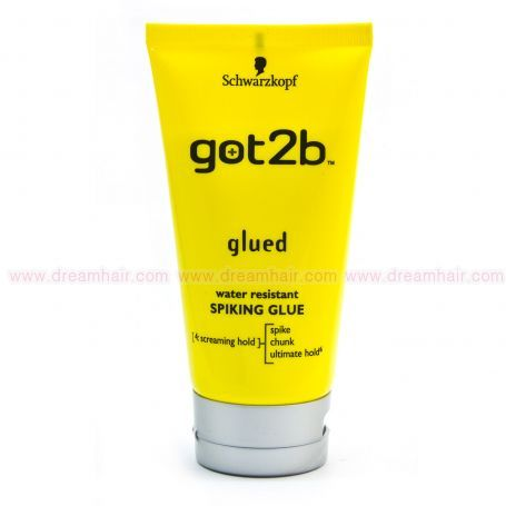 Schwarzkopf Got2b Gel Glued Water Resistant Spiking Glue 150ml